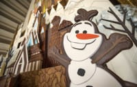 Disney Magic Creates Spectacular 'Frozen' Gingerbread Castle at Walt Disney World Resort 11