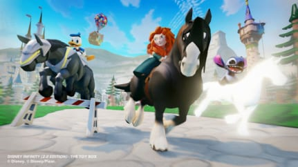 Disney Infinity (2.0 Edition) Toy Box Console Digital Download Now Available 3