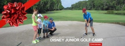 Get into the Holiday 'Swing' with Disney Golf 12