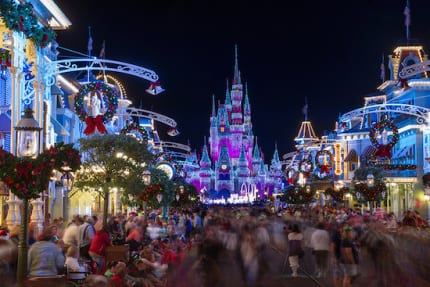 Before/After: Magic Kingdom Park Transforms for the Holidays 5