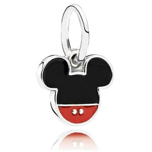 Mickey Mouse ''Mickey Icon'' Charm
