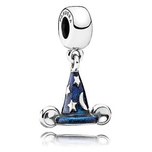 Mickey Mouse ''Mickey's Sorcerer's Hat'' Charm