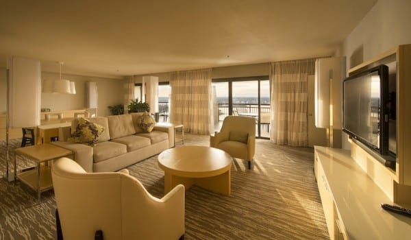 Room With A View Theme Park View Suite At Disney S