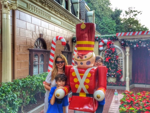 TMSM's Adventures in Florida Living ~ Christmas Hits Disney World 5