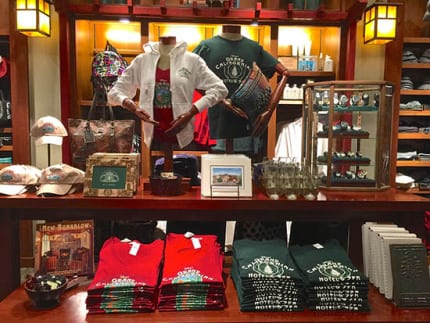 First Look at New Disney's Grand Californian Hotel & Spa Merchandise at the Disneyland Resort 5
