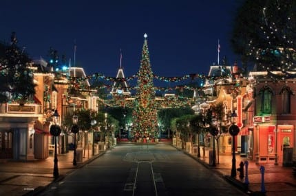 Christmas Trees of the Disneyland Resort 10