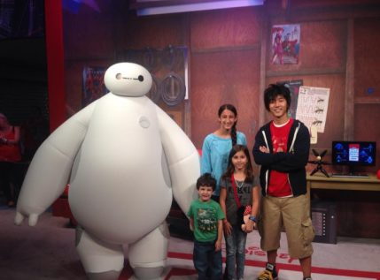 Disney from a Teen's Perspective: Meeting Hiro and Baymax 10