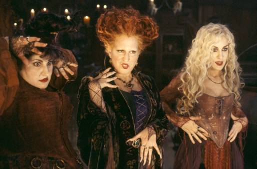 Bette Midler, Sarah Jessica Parker, Kathy Najimi reflect on Hocus Pocus 25 years later 2
