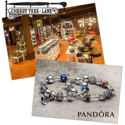 Additional Details About Pandora Jewelry Showcase In Marketplace Co Op At Walt Disney World On November 7 8 2014 The Main Street Mouse