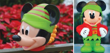 Decking the Halls with Holiday Novelty Items at Disney Parks 8