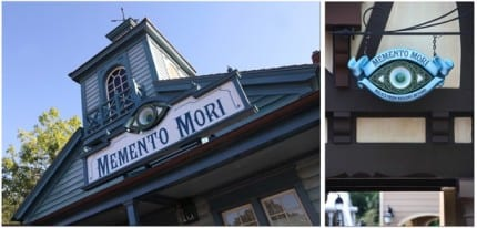 Digging Up Details About Memento Mori Shop in Magic Kingdom Park at Walt Disney World 5