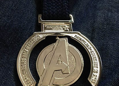 First Look at runDisney Avengers Super Heroes Half Marathon Merchandise 10