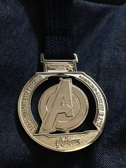 First Look at runDisney Avengers Super Heroes Half Marathon Merchandise 8