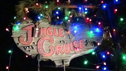 The Jingle Cruise Is Back!!! 5
