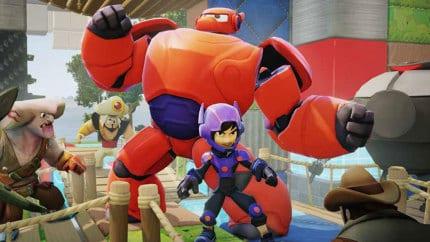 Big Hero 6 Comes to Disney Infinity (2.0. Edition) 10