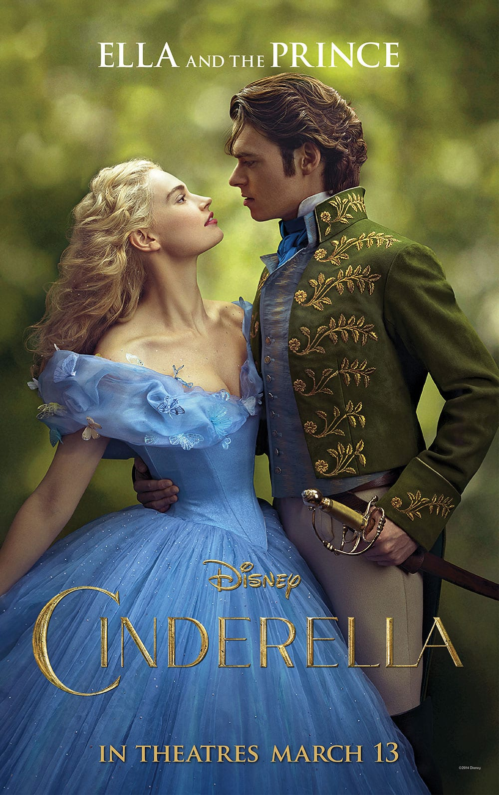New Posters Released For Cinderella 3