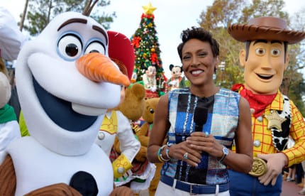Add Some Magic to Christmas Morning with the Disney Parks Frozen Christmas Celebration 6