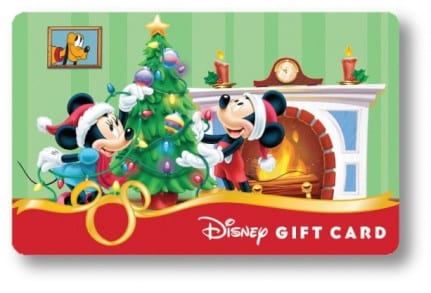 New Holiday Disney Gift Card Designs Available at Walt Disney World Resort and the Disneyland Resort 9