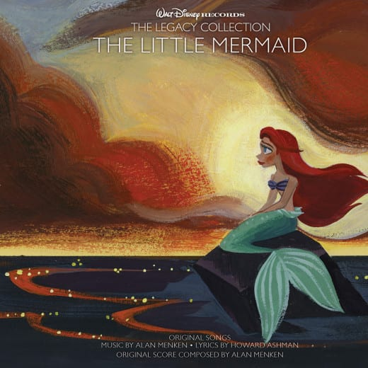 Alan Menken on The Legacy Collection: The Little Mermaid 5