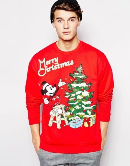Ugly Disney Christmas Sweaters That Are Actually Amazing - The ...