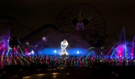 Spending New Year's Eve at Disney California Adventure Park 1