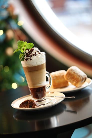 Disney Cruise Line Recipe: Holiday Coffees 3
