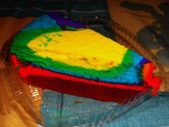 Pop Century Resort Tie-Dyed Cheesecake Recipe 1