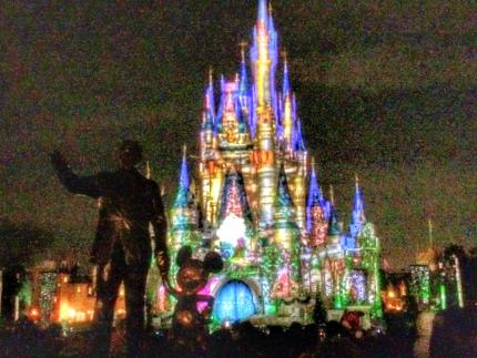 Celebrate the Magic...... Right Next to Walt and Mickey! (video) 4