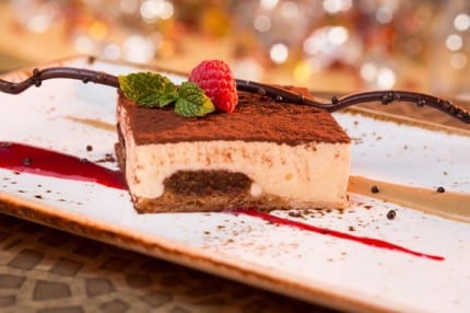 Classic Italian Sweet Endings at Trattoria al Forno at Disney's BoardWalk 1