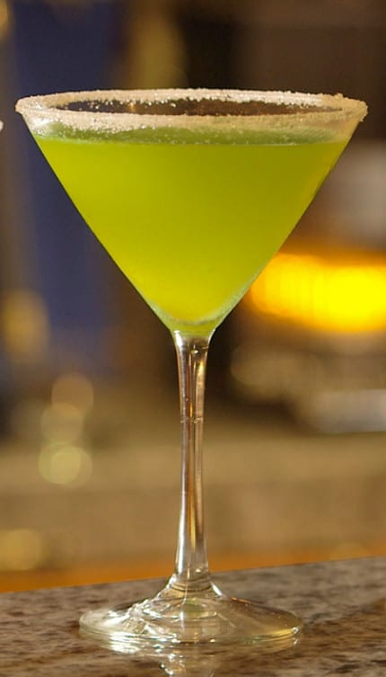 Disney Cruise Line Recipe: New Year's Eve Cocktails 10