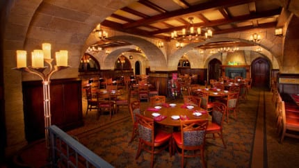 Review Of Le Cellier Steakhouse In Epcot 5
