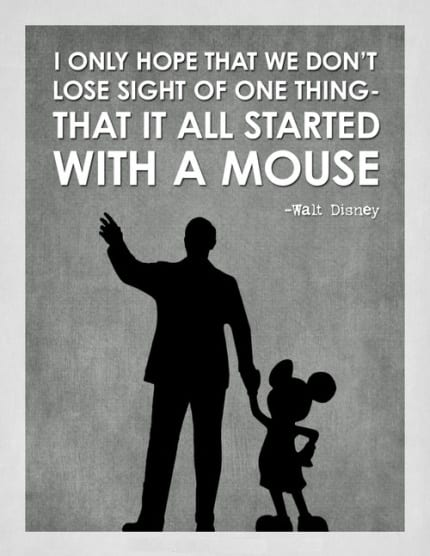 Happy Birthday Walt Disney Thoughts From Tmsm Avenger