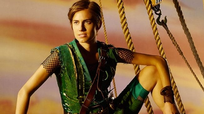 "Did you watch? A Review of Last Night's Airing of ""Peter Pan"" by Addie Clark #PeterPan 13"