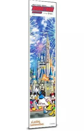 Free Bookmark For WDW Marathon Participants 5