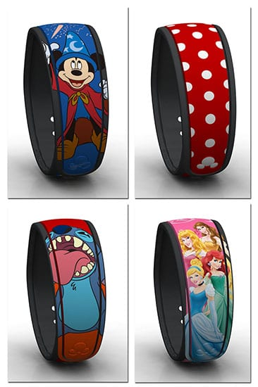 More Retail Magic Bands Coming To Disney Parks In December 4