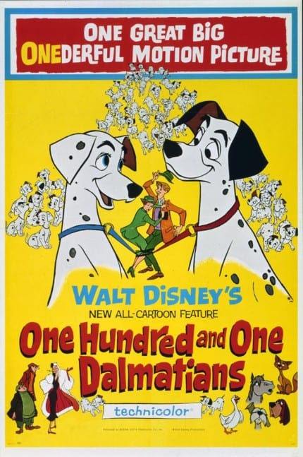 One Hundred And One Dalmatians Posters 15