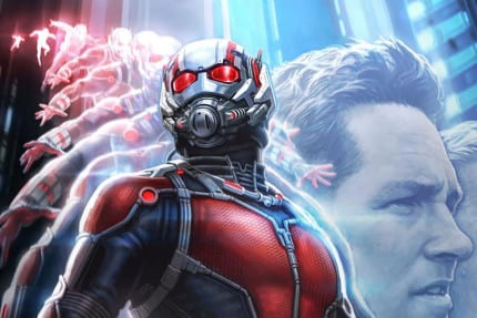 Watch the First Official Teaser For Marvel's Ant-Man 9