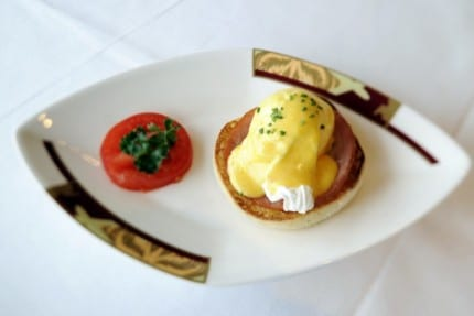Disney Cruise Line Recipe: Palo Eggs Benedict 3
