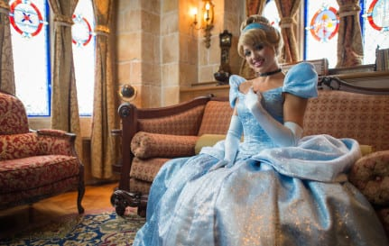 Huge Sweepstakes Opportunity: Enter to Live like Cinderella at Walt Disney World 2