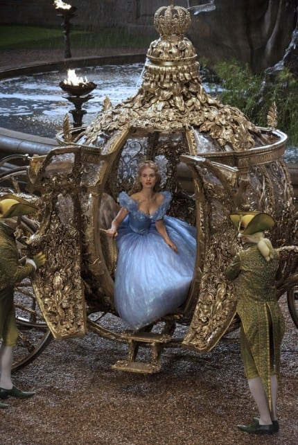 'Cinderella' Sneak Peek and Golden Coach Coming to Disney's Hollywood Studios 1