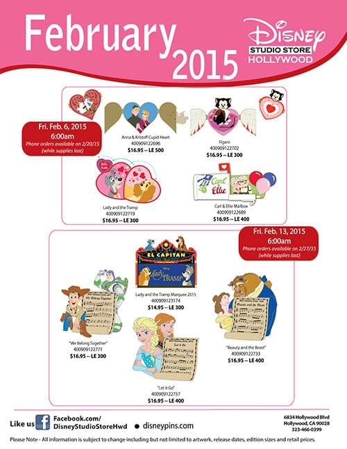 Disney Studio Store Hollywood – February 2015 3