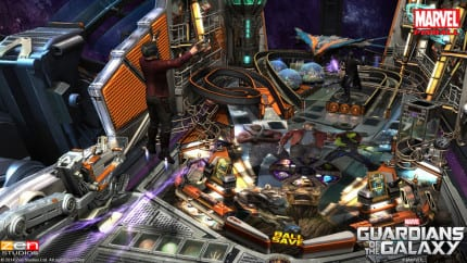 Play Marvel Pinball for Free this Week on iOS 5