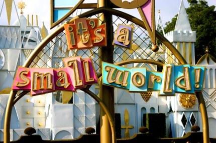 """it's a small world"" Quiz 1"