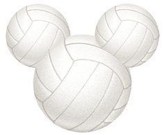 Volley Mickey