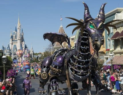 Top 5 Entertainment Milestones at Disney Parks in 2014 1