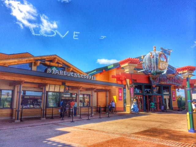 Beat the crowds...... Go to Downtown Disney early! 2
