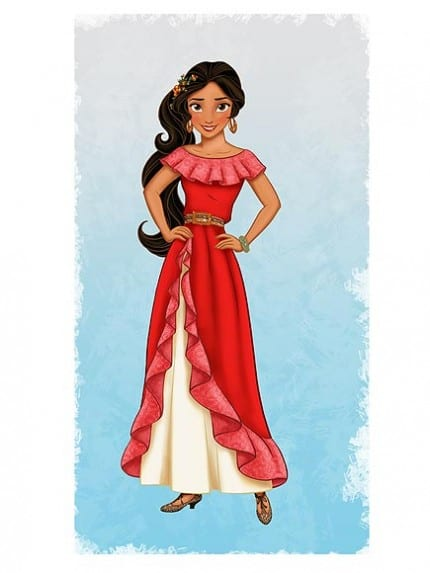 "A Disney Princess Inspired By Latin Cultures ""Elena of Avalor"" Coming to the Disney Channels In 2016 4"