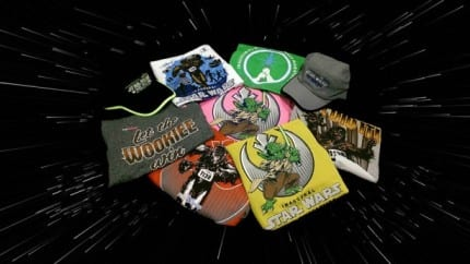 First Look at runDisney Star Wars Half Marathon Weekend presented by Sierra Nevada Corporation Merchandise 9