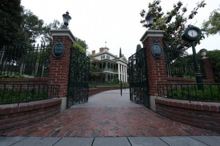 Chilling Challenge: What's Hiding Inside the Haunted Mansion at Disneyland Park? 24