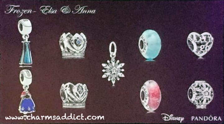 Pandora Disney Spring 2015 Sneak Peek
